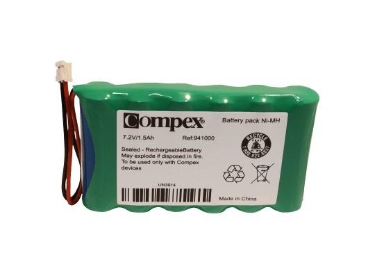 baterija-za-compex-elektrostimulatorje zelena